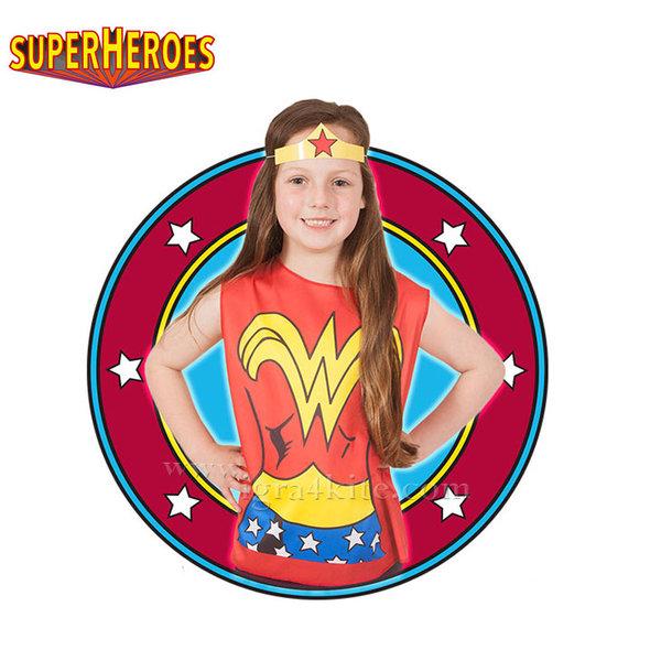 Детски карнавален костюм Superheroes Wonder Woman 33692