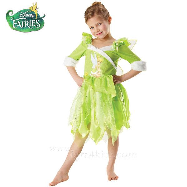 Детски карнавален костюм Disney феичката TinkerBell 881869