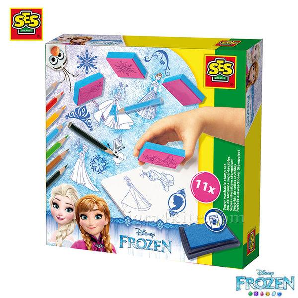 SES Creative - Disney Frozen Печати Замръзналото кралство 14917