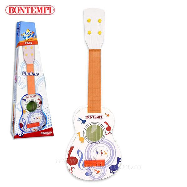 Bontempi - Детско укулеле с 4 струни 191310