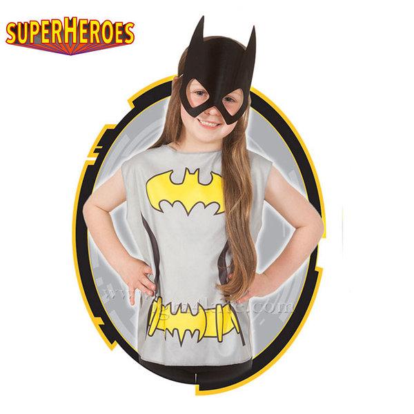 Детски карнавален костюм Superheroes Batgirl 33692