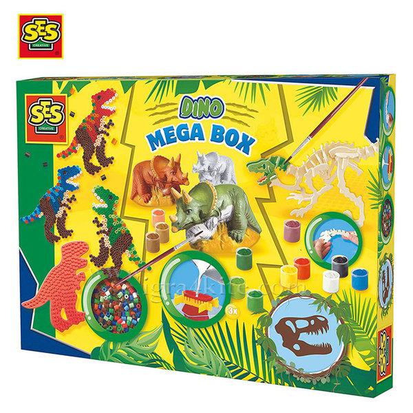 SES Creative - Комплект направи си динозаври 14587