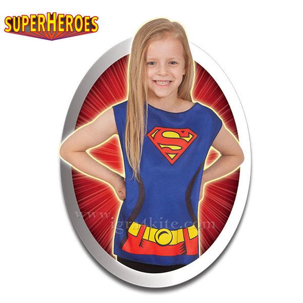 Детски карнавален костюм Superheroes Supergirl 33692