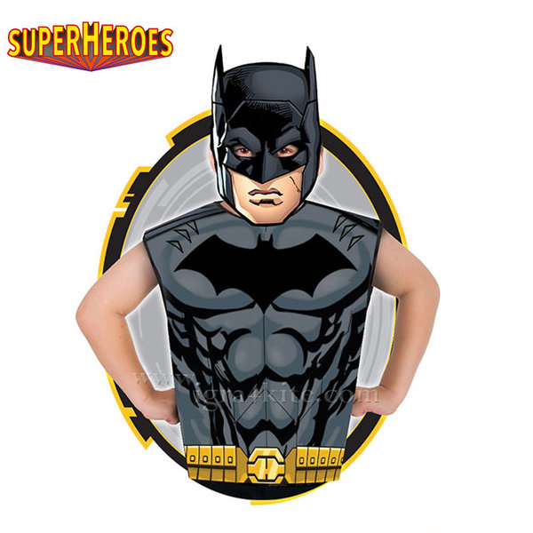 Детски карнавален костюм Superheroes Batman 33687