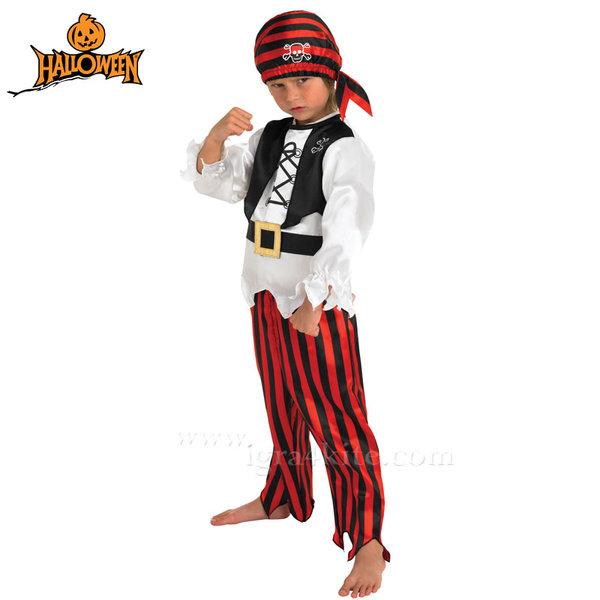 Детски карнавален костюм Пират 883619