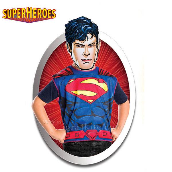 Детски карнавален костюм Superheroes Superman 33687