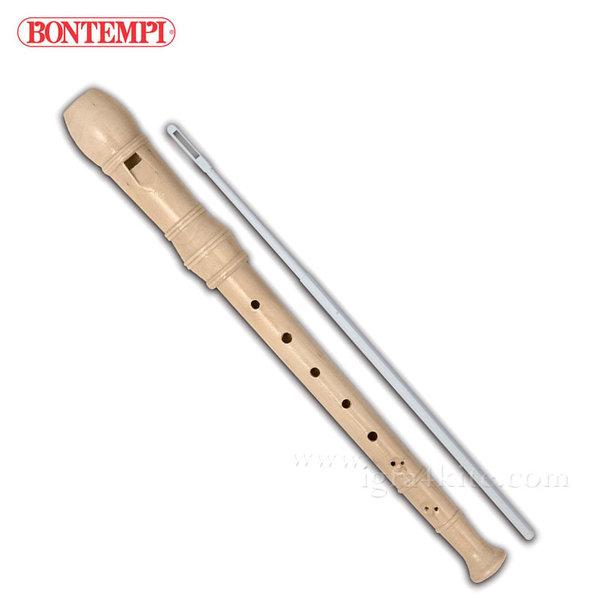 Bontempi - Детска дървена флейта барок 191309