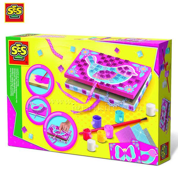 SES Creative - Направи си кутия за бижута 14973