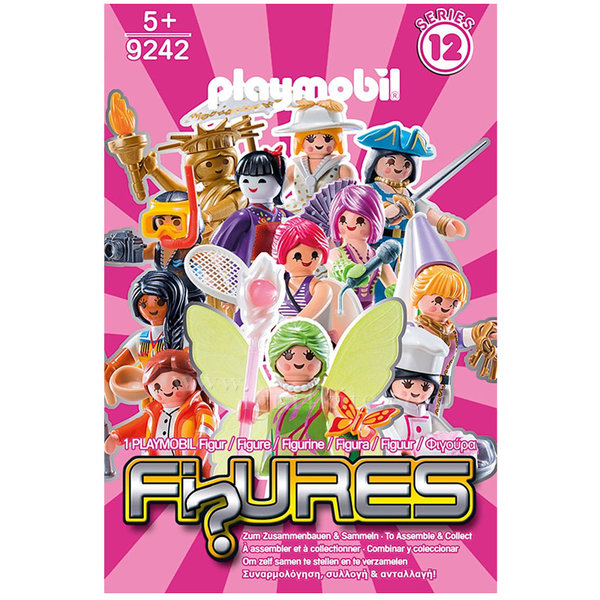 Playmobil - Серия 12 Случайна мини фигурка 1 брой 9242