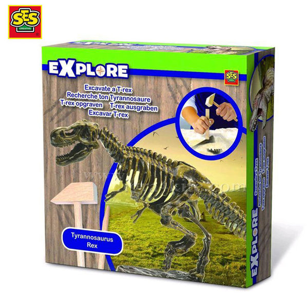 SES Creative Explore - Разкопки Т-Рекс 25028