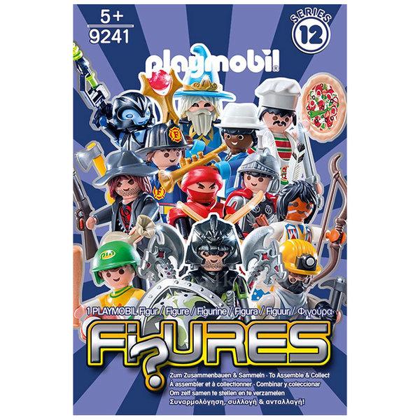 Playmobil - Серия 12 Случайна мини фигурка 1 брой 9241