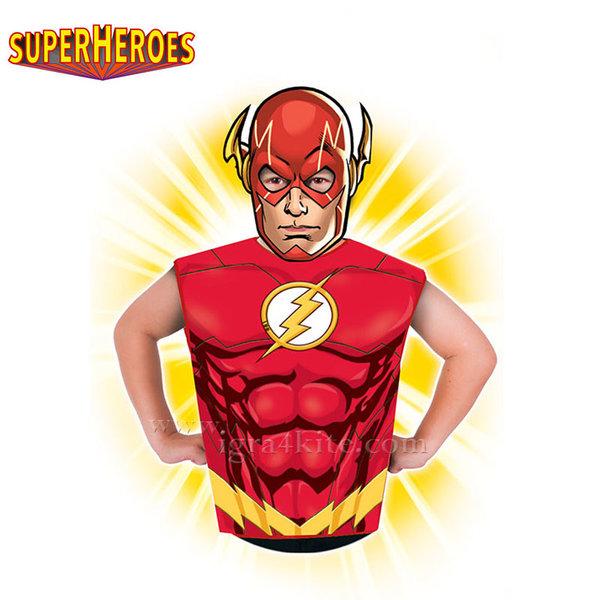 Детски карнавален костюм Superheroes Светкавицата 33687