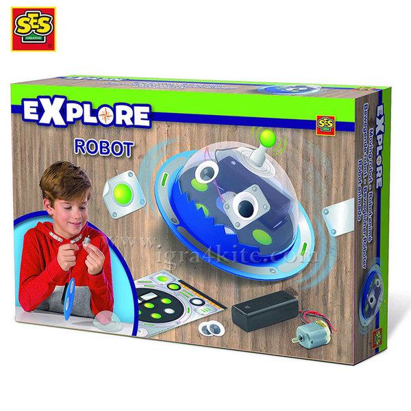 SES Creative Explore - Направи си сам Робот 25072