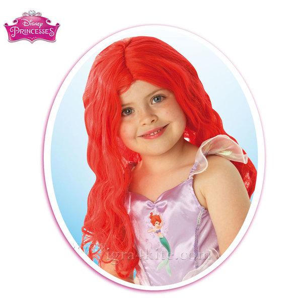 Детска перука Disney Малката русалка Ариел 9904