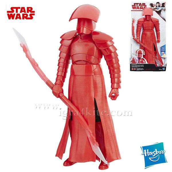Hasbro Star Wars - Фигура със звук и светлина Elite Praetorian Guard C1578