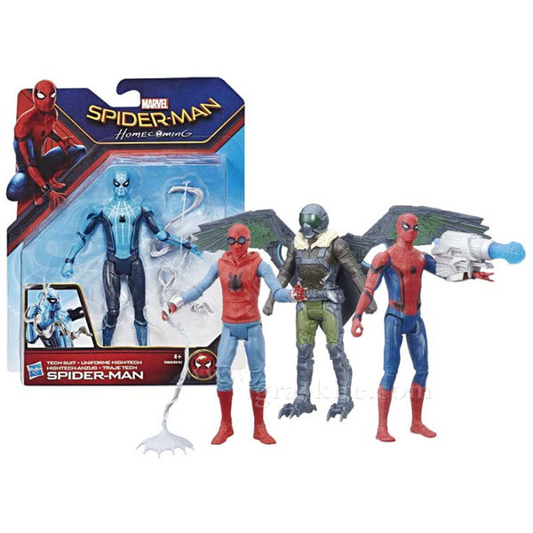 Hasbro - Spider Man Екшън фигура 15см Спайдърмен b9701