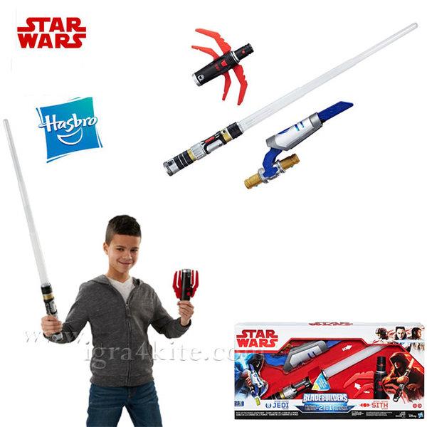 Hasbro Star Wars - Светлинен меч Bladebulders c1412