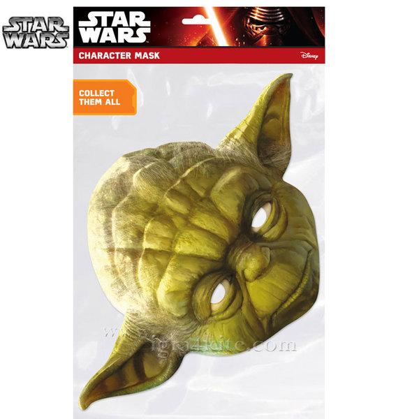 Детска маска Star Wars Йода 32414