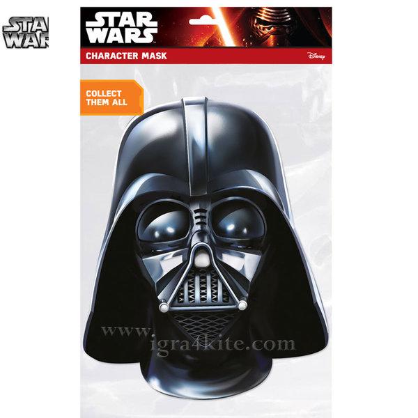 Детска маска Star Wars Дарт Вейдър 32413