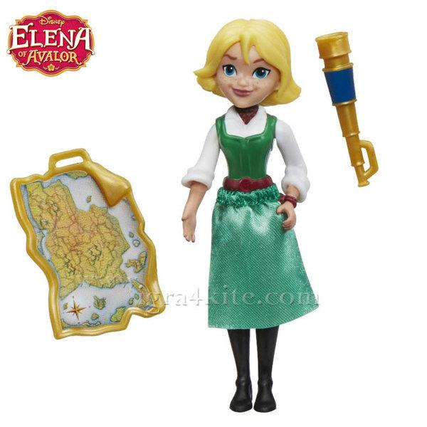 Disney - Elena of Avalor Комплект мини кукла Наоми с аксесоари c0380