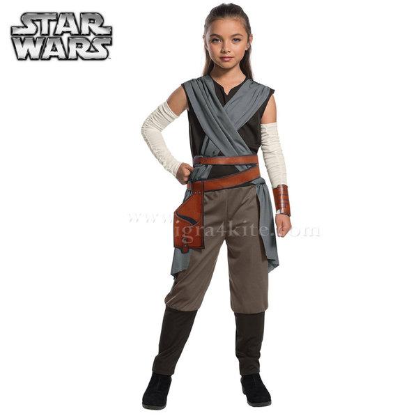 Детски карнавален костюм Star Wars Rey 640105