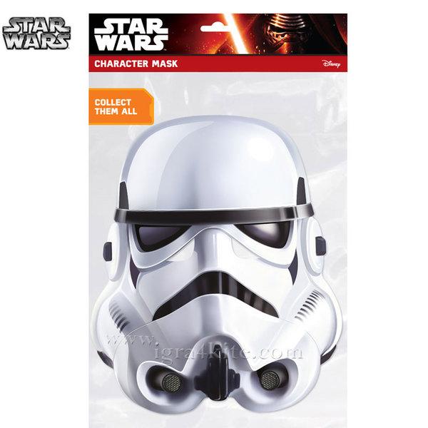 Детска маска Star Wars Стормтрупър 32412