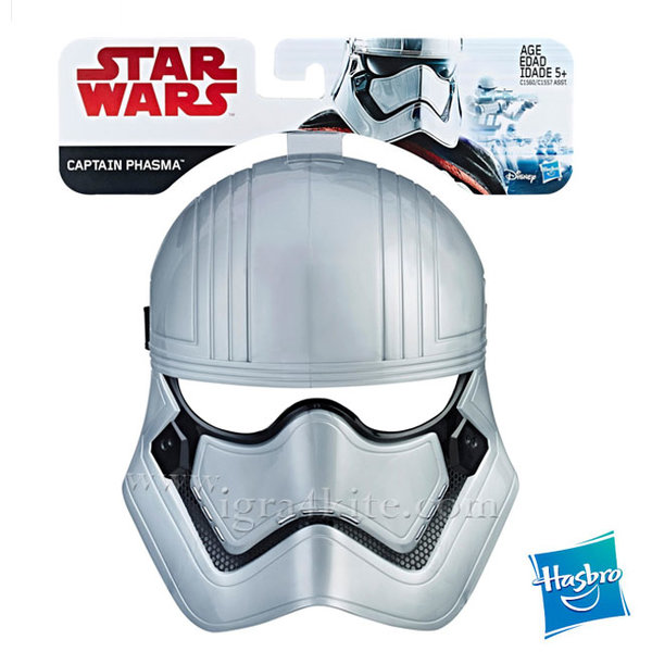 Hasbro Star Wars - Маската на Captain Phasma C1557