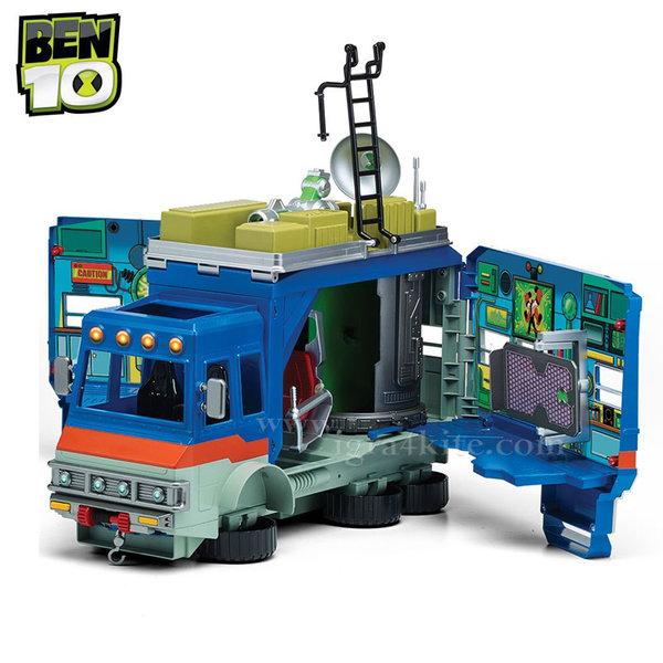 Ben 10 - Каравана Извънземната база на Бен Тен RUSTBUCKET 77671E