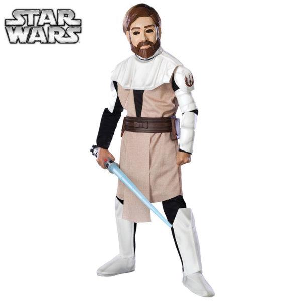 Детски карнавален костюм Star Wars Obi Wan Kenobi 883197