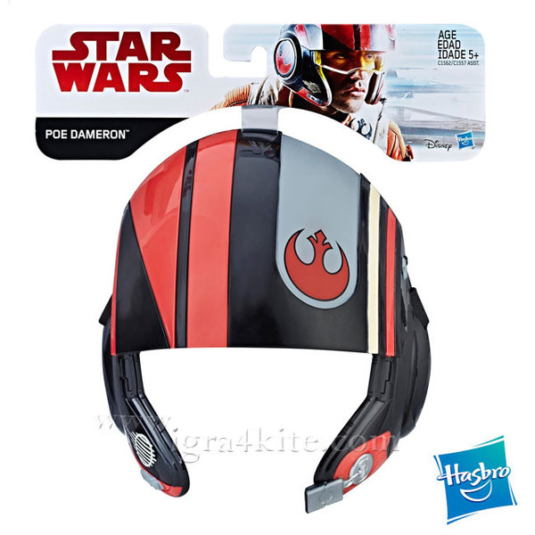 Hasbro Star Wars - Маската на Poe Dameron C1557