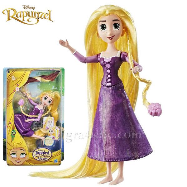 Disney Princess - Кукла Рапунцел Приключенията на Рапунцел и разбойникът c1747