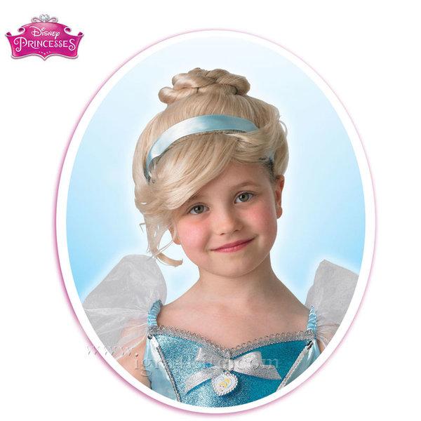Детска перука Disney Princess Пепеляшка 52738