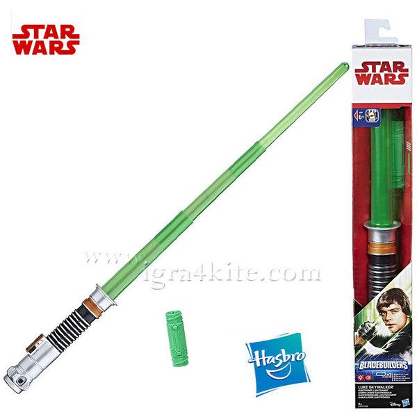 Hasbro Star Wars - Светлинен меч на Luke Skywalker c1568