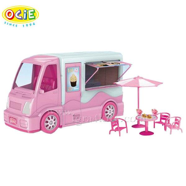 Ocie - Камион за сладолед със звук и светлина Ice cream 627883