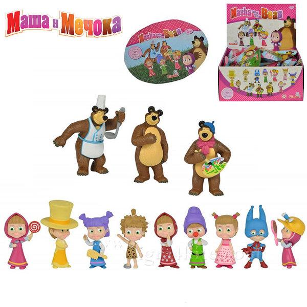 Simba Маша и Мечока - Мини фигурка в пакетче 109301000