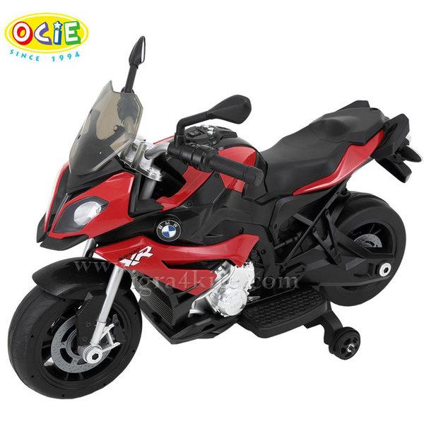 Ocie - Детски акумулаторен мотор BMW червен 8425R