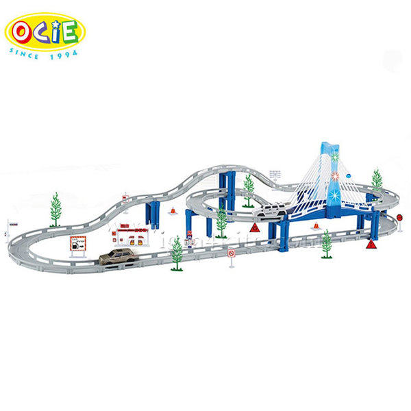 Ocie - Детска писта със светещ мост 869710