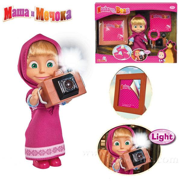 Simba Маша и Мечока - Кукла Маша фотограф 109301017