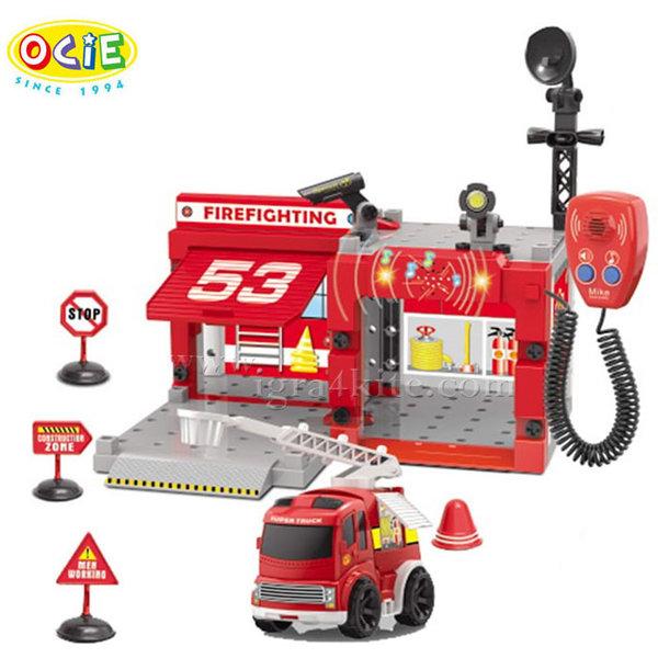 Ocie - Детска пожарна станция 635382