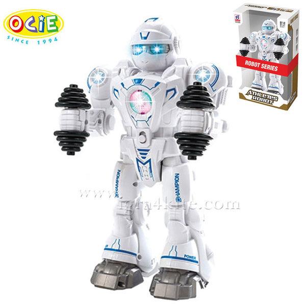 Ocie - Робот атлет със светлинни ефекти 871457