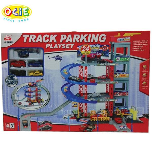 Ocie - Детски паркинг гараж 4 нива 869625