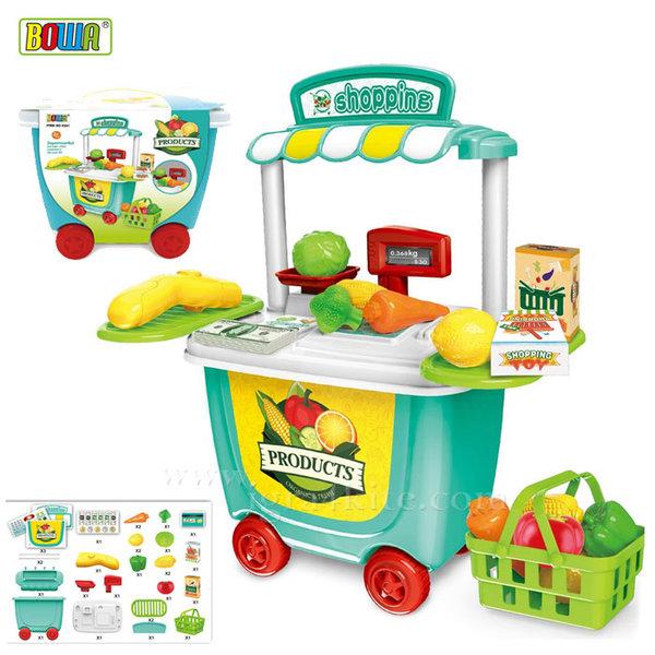 Bowa - Детска количка Магазин за плодове и зеленчуци 8341