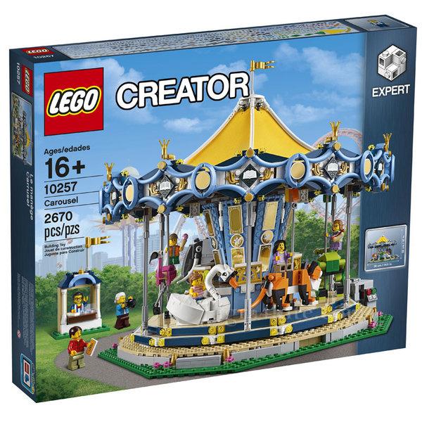 Lego 10257 Creator Expert - Въртележка