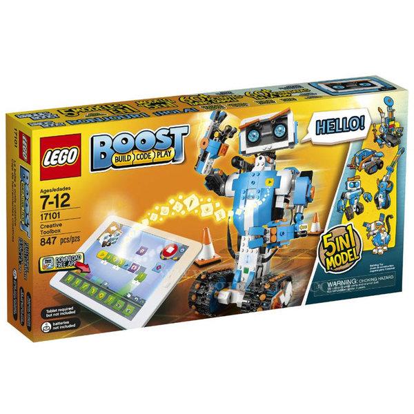 Lego 17101 Boost - Креативна кутия 5в1