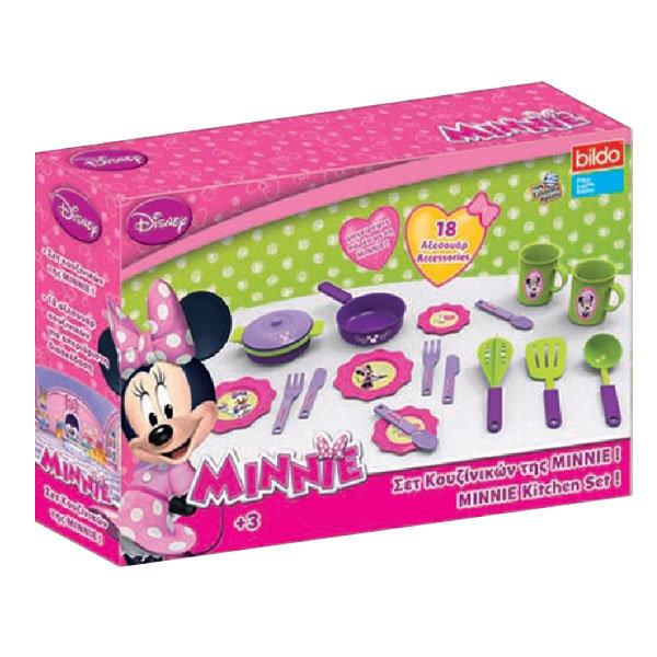 Disney Minnie Mouse - Детски сервиз Мини Маус 8414