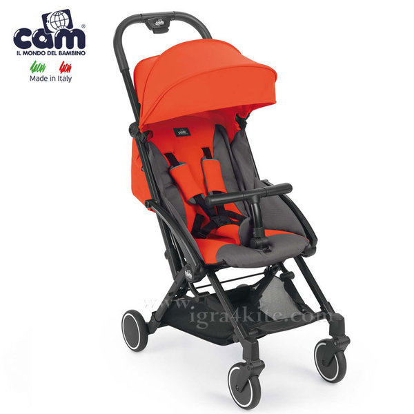 Cam - Детска количка Cubo 830/116
