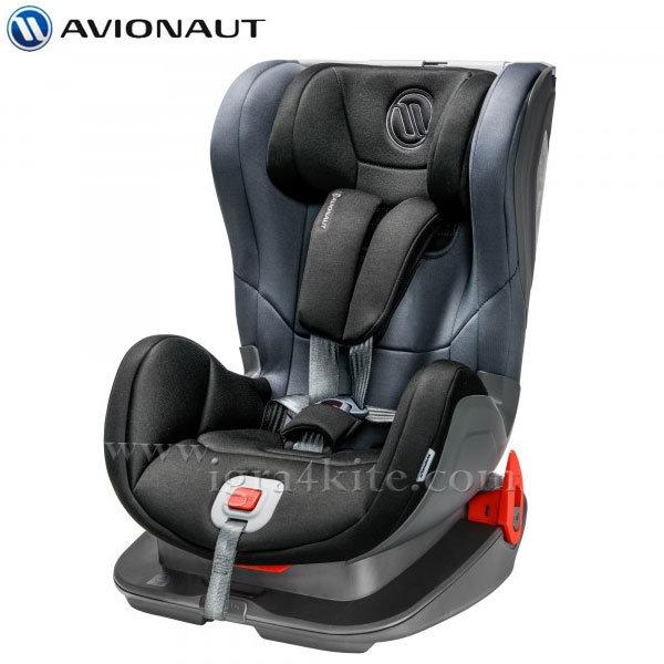 Avionaut - Glider Expedition Isofix столче за кола 9-25кг Ex.06 тъмно сиво