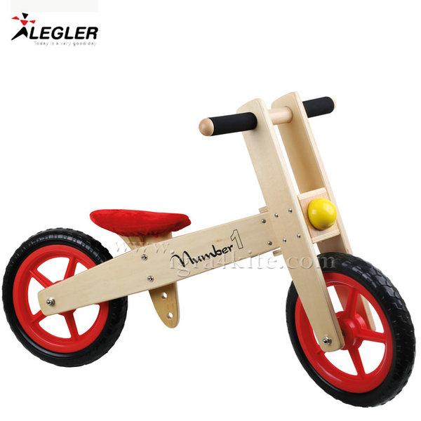 Legler - Детско дървено колело за баланс 4713