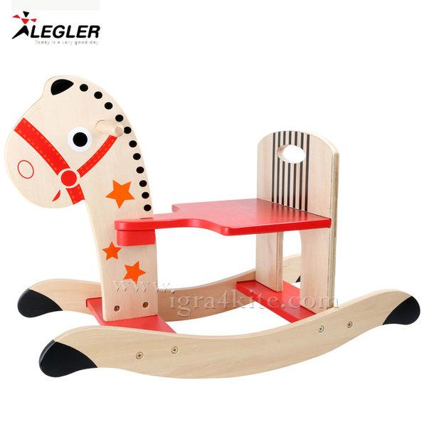 Legler - Детско дървено конче люлка 10387