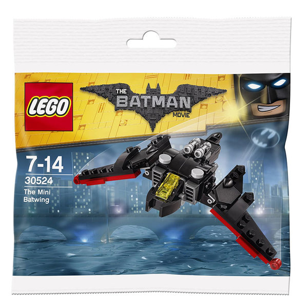Lego 30254 Batman - Мини Батуинг